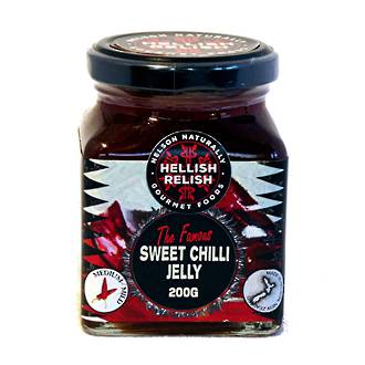 Sweet Chilli Jelly