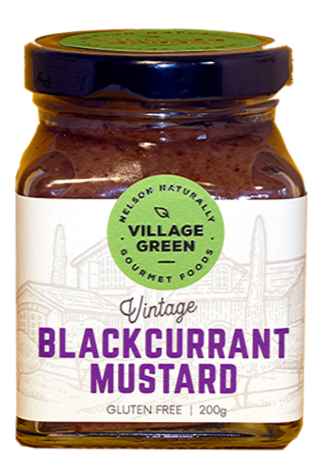 Blackcurrant Mustard