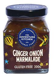Ginger Onion Marmalade