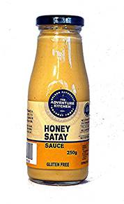 Honey Satay Sauce