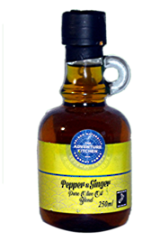 Pepper & Ginger Oil
