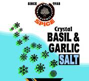 Basil and Garlic Crystal Salt (1 kg)