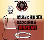 Blackcurrant Balsamic Reduction (1 litre)