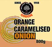 Orange Caramelised Onion (800g)